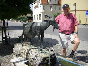Photo: Kipfenbergs Wahrzeichen begrüßt uns herzlich