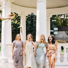 Wedding photographer Evgeniy Lobanov (lobanovee). Photo of 29.08.2017