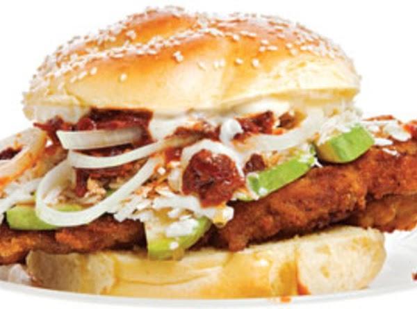 Cemita Poblana Pueblastyle Sandwich Recipe | Just A Pinch