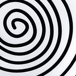 Simple white spiral on black background.jpg