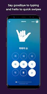 App Drops: Learn Korean language and Hangul alphabet APK for Windows Phone