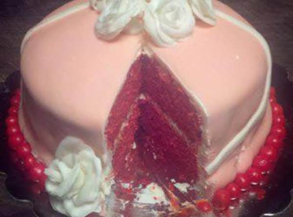 La Vonne's Red Velvet Cake Recipe