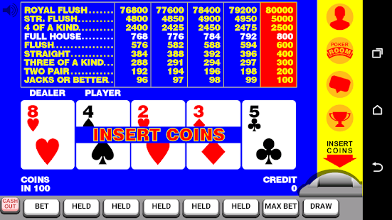 Download Video Poker with Double Up For PC Windows and Mac apk screenshot 1