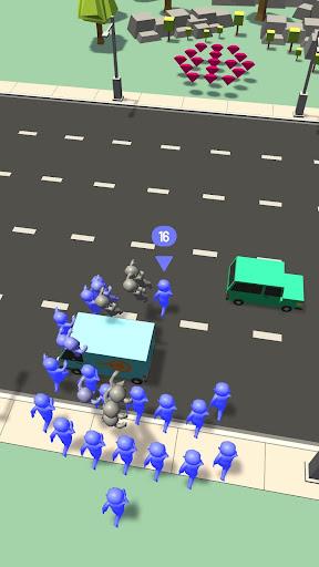 Télécharger Gratuit Crowd VS Traffic APK MOD (Astuce) screenshots 3