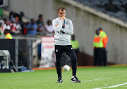 Orlando Pirates' Serbian coach Milutin Sredojevic is under pressure to deliver silverware to the ever demanding Bucs' fans.