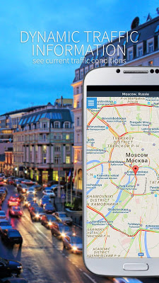 Maps, Navigation & Directions - screenshot