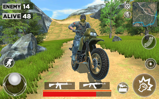Free Battle Royale: Battleground Survival 2 9