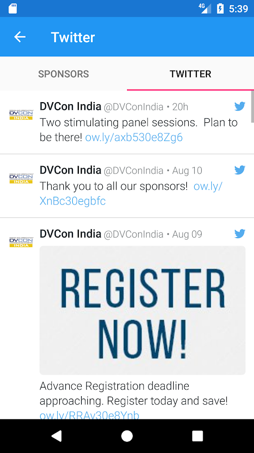DVCon India 2017- screenshot