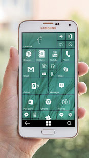 App Xinma Win 10 Tile Launcher APK for Windows Phone