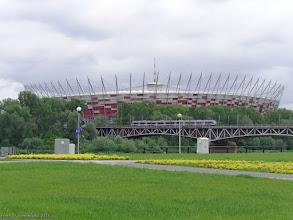 """Photo: ED74-?, TLK """"Kinga"""" Warszawa Zachodnia - Kraków Płaszów {szlak Warszawa Centralna - Warszawa Wschodnia; 2015-05-21}"""