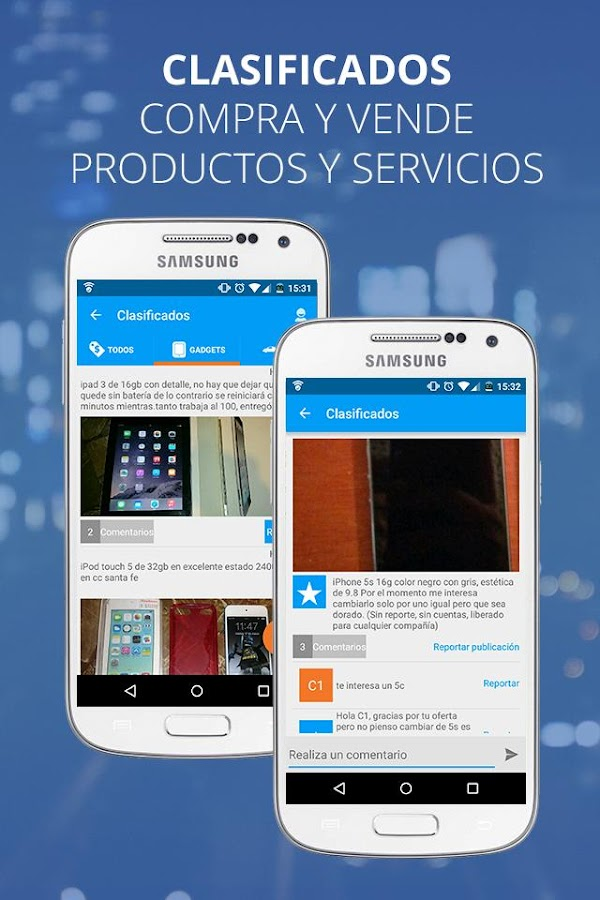 Urban360 La App para tu Ciudad - screenshot