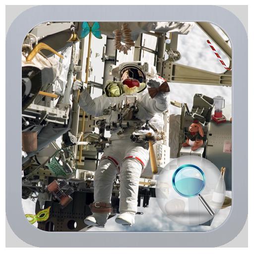 隱藏物:外太空 休閒 App LOGO-硬是要APP
