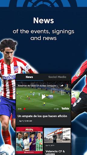 La Liga - Live Soccer Scores, Goals, Stats & News Screenshots 3
