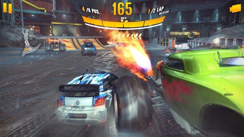 Asphalt Xtreme- screenshot