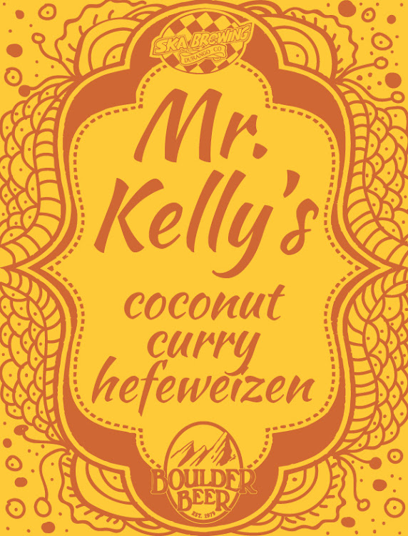 Logo of Ska Mr. Kelly's Coconut Curry Hefeweizen