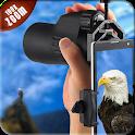 Mega Zoom Camera: High Zoom Telescope Zoom Camera icon