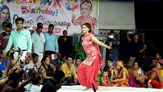 sapna dance video / haryanvi dance hd videos 2017 - náhled