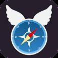 Fly GPS Joystick Icon