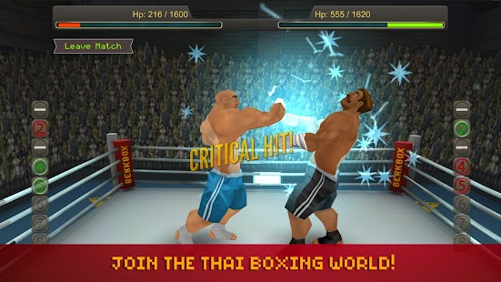 Thai Boxing League- screenshot thumbnail