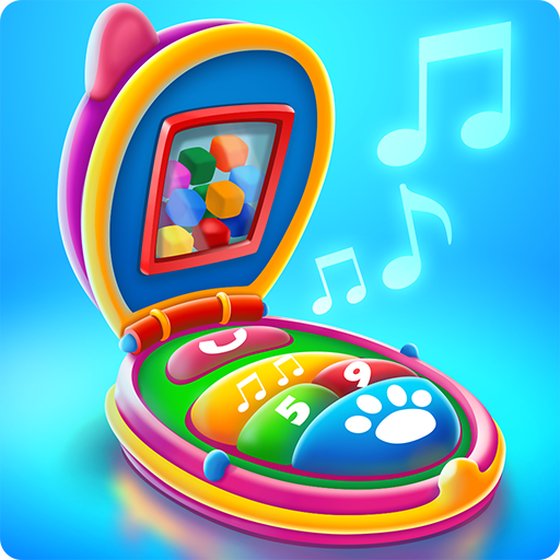 My Baby Phone Games for Kids (game)