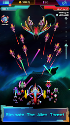 Void Troopers : Sci-fi Tapper APK screenshot thumbnail 9