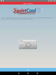 QuietCool- screenshot thumbnail