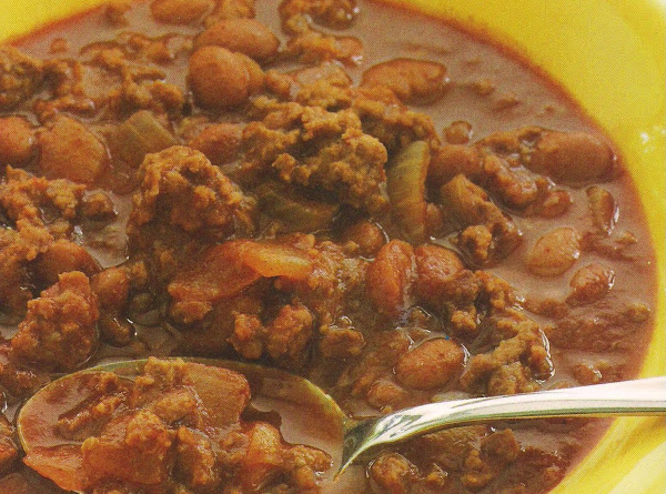 Easy Texas Chili Recipe