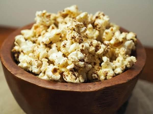 Za'atar Popcorn Recipe