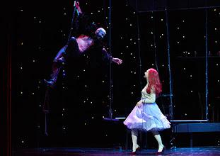 Photo: Wien/ Theater in der Josefstadt: FRÄULEIN JULIE von August Strindberg. Premiere 6.10.2015. Inszenierung: Anna Bergmann. Jan Plewa, Sona MacDonald. Copyright: Barbara Zeininger