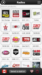 Canada Radio FM - náhled