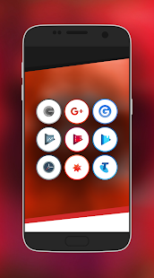 Infinite Modern Icon Pack Screenshot