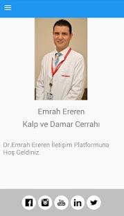 Dr. Emrah Ereren - náhled