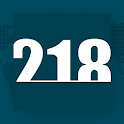 218 TV icon