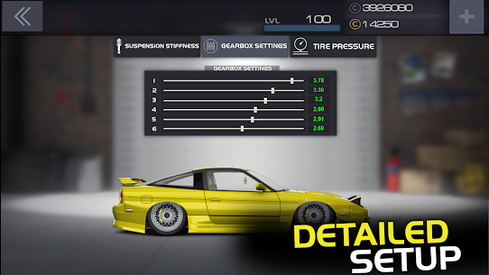 Project Drag Racing MOD (Unlimited Money) 3