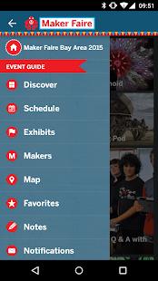 Maker Faire - The Official App- screenshot thumbnail