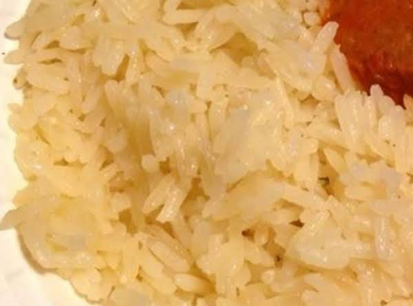 White Rice - Mexirican Style Recipe