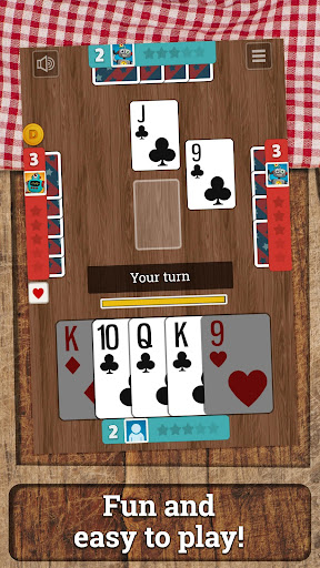 Euchre Free: Classic Card Game screenshot
