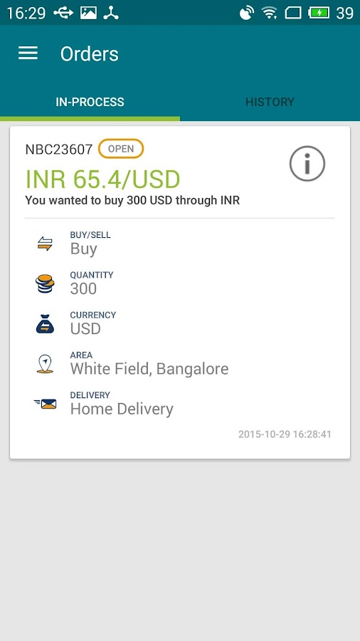 Nafex - Foreign Exchange!- screenshot