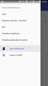 Salvando As Referências screenshot 0
