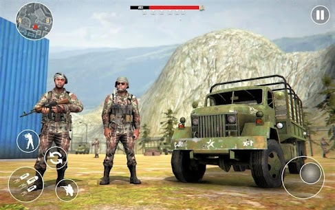 FPS Commando Shooting Games 2020 – new Games 2020 1