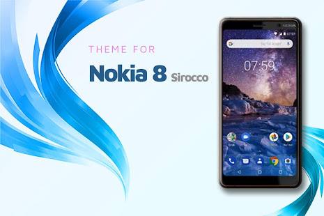 Theme For Nokia 8 Sirocco Apps On Google Play