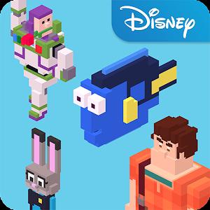 Disney Crossy Road Online