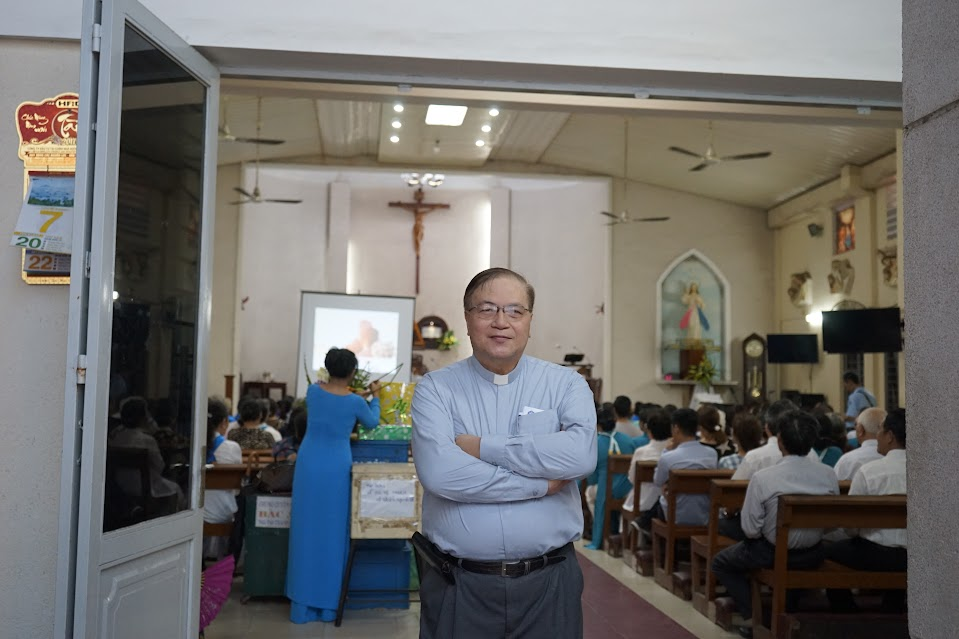 Hiệp Hội Thánh Mẫu Việt Nam : Mừng kính Đức Mẹ Vô Nhiễm Nguyên tội - Ảnh minh hoạ 14