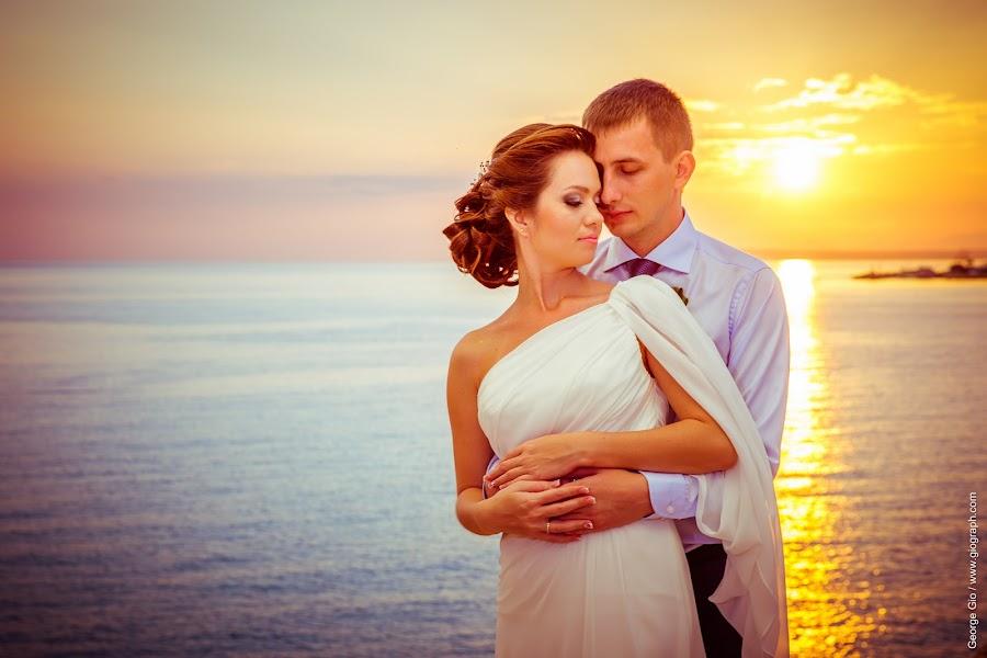 Vestuvių fotografas Georgiy Gio (GeorgeGio). Nuotrauka 16.07.2016