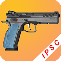 Shot timer IPSC: Competition shooting timer icon