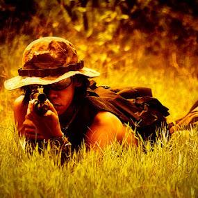 by Kenny Sutan Sati - Professional People Military