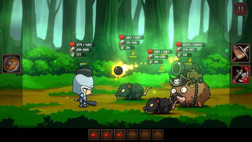 Kinda Heroes: The cutest RPG ever! 1.34 screenshots 2