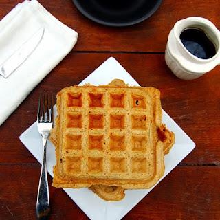 Healthy Chia Waffles