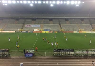 L'Union ne gardera pas un bon souvenir du Stade Roi Baudouin