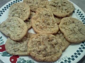Gluten Free Scotchies Cookies